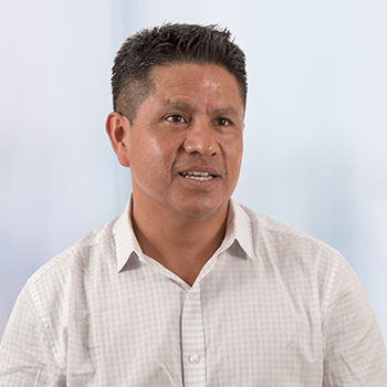 Meet Siena's Commercial Team: Jorge Chiluisa